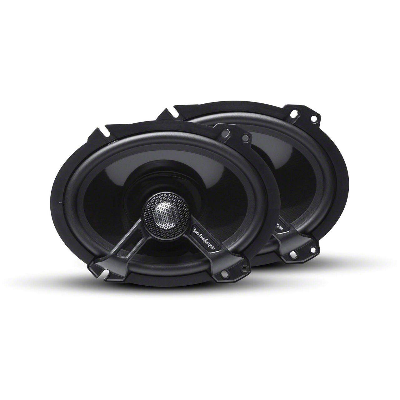 Rockford Fosgate Sony 7 Speaker System Upgrade (09-14 F-150 SuperCab, SuperCrew)