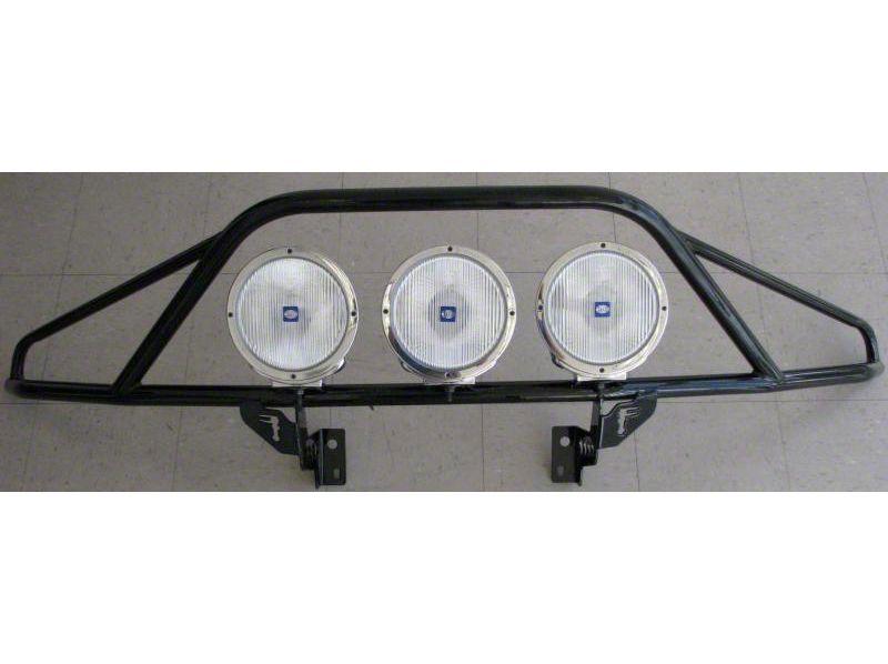 N-Fab PreRunner Light Mount Bar - Gloss Black (99-03 F-150)