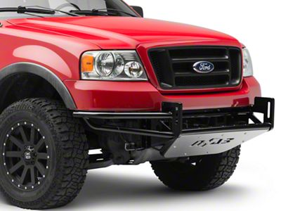 N-Fab RSP Front Bumper - Gloss Black (04-08 F-150)