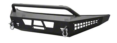 DV8 Off-Road Recovery Front Bumper (15-17 F-150, Excluding Raptor)