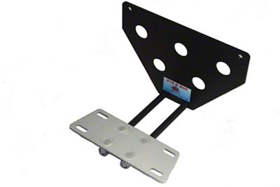Detachable Front License Plate Bracket (10-14 F-150 Raptor)