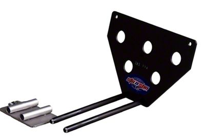 Detachable Front License Plate Bracket (17-19 F-150 Raptor)