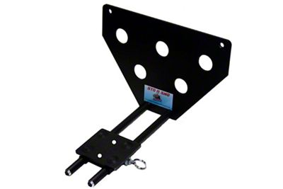 Detachable Front License Plate Bracket (18-19 F-150 Roush)