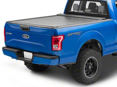 BAK Industries Vortrak Aluminum Retractable Tonneau Cover (15-19 F-150 w/ 5.5 ft. & 6.5 ft. Bed)