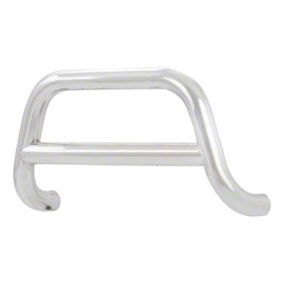 Luverne 3 in. Round Bull Bar - Polished Stainless (15-19 F-150, Excluding Raptor)