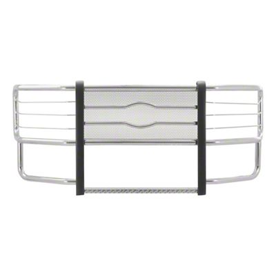 Luverne Prowler Max Grille Guard - Polished Stainless (15-19 F-150, Excluding Raptor)