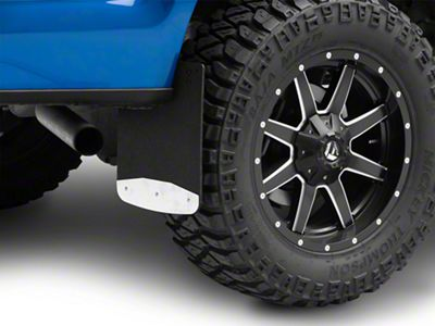 Luverne Textured Rubber Front or Rear Mud Guards - 12 in. x 23 in. (15-19 F-150)