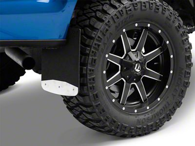 Luverne Textured Rubber Front or Rear Mud Guards - 12 in. x 20 in. (15-19 F-150)