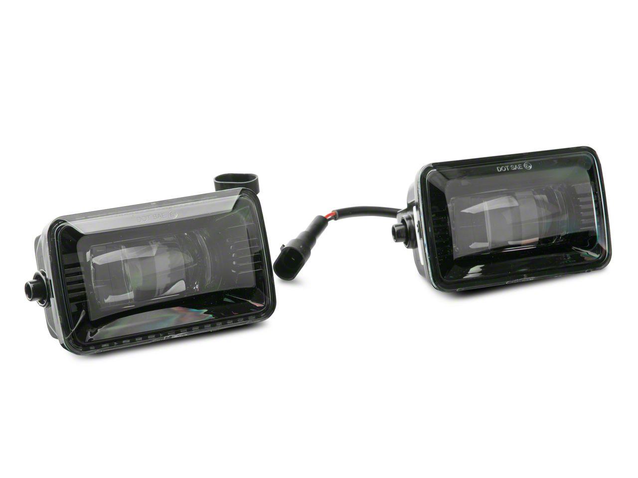 Axial LED Fog Lights (15-19 F-150, Excluding Raptor)