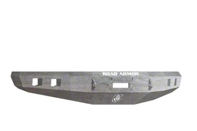 Road Armor Stealth Winch Front Bumper - Raw (15-17 F-150, Excluding Raptor)