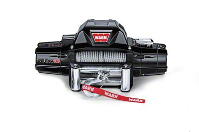 WARN ZEON 10 10,000 lb. Winch