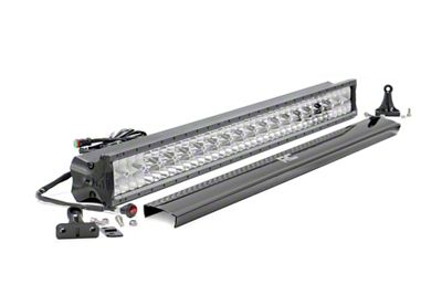 Rough Country 50 in. X5 Series Dual Row LED Light Bar - Flood/Spot Combo