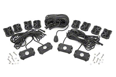 Rough Country LED Rock Light Kit