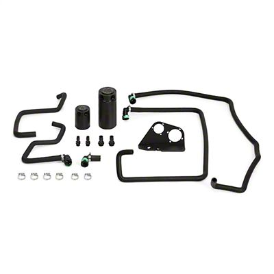 Mishimoto Baffled Oil Catch Can (15-16 3.5L EcoBoost F-150)