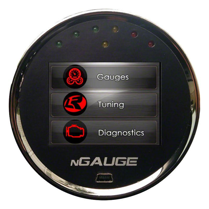 Lund Racing nGauge w/ 1 Custom Tune (11-14 5.0L F-150)