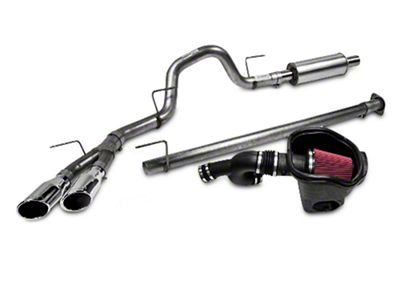Roush Performance Power Pac - Level 2 (15-17 3.5L EcoBoost F-150, Excluding Raptor)