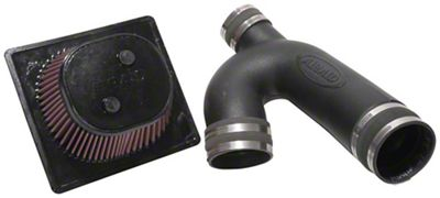 Airaid Jr. Intake Tube Kit w/ SynthaMax Dry Filter (18-19 3.5L EcoBoost F-150, Excluding Raptor)