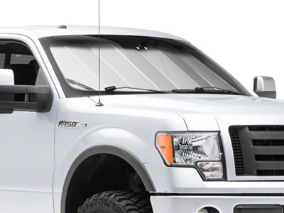 Covercraft UVS100 Custom Sunscreen - Silver (09-14 F-150)