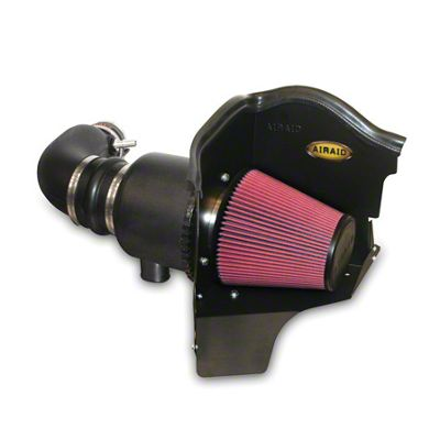 Airaid Cold Air Dam Intake w/ SynthaFlow Oiled Filter (07-08 4.6L F-150)