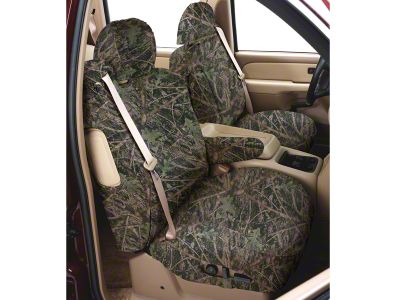 Covercraft Seat Saver Conceal Green Camo - Front Bucket/Captains Chairs (04-08)