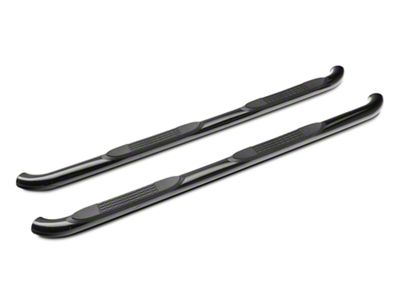 RedRock 4x4 3 in. Side Step Bars - Stainless Steel (05-19 Tacoma Access Cab)