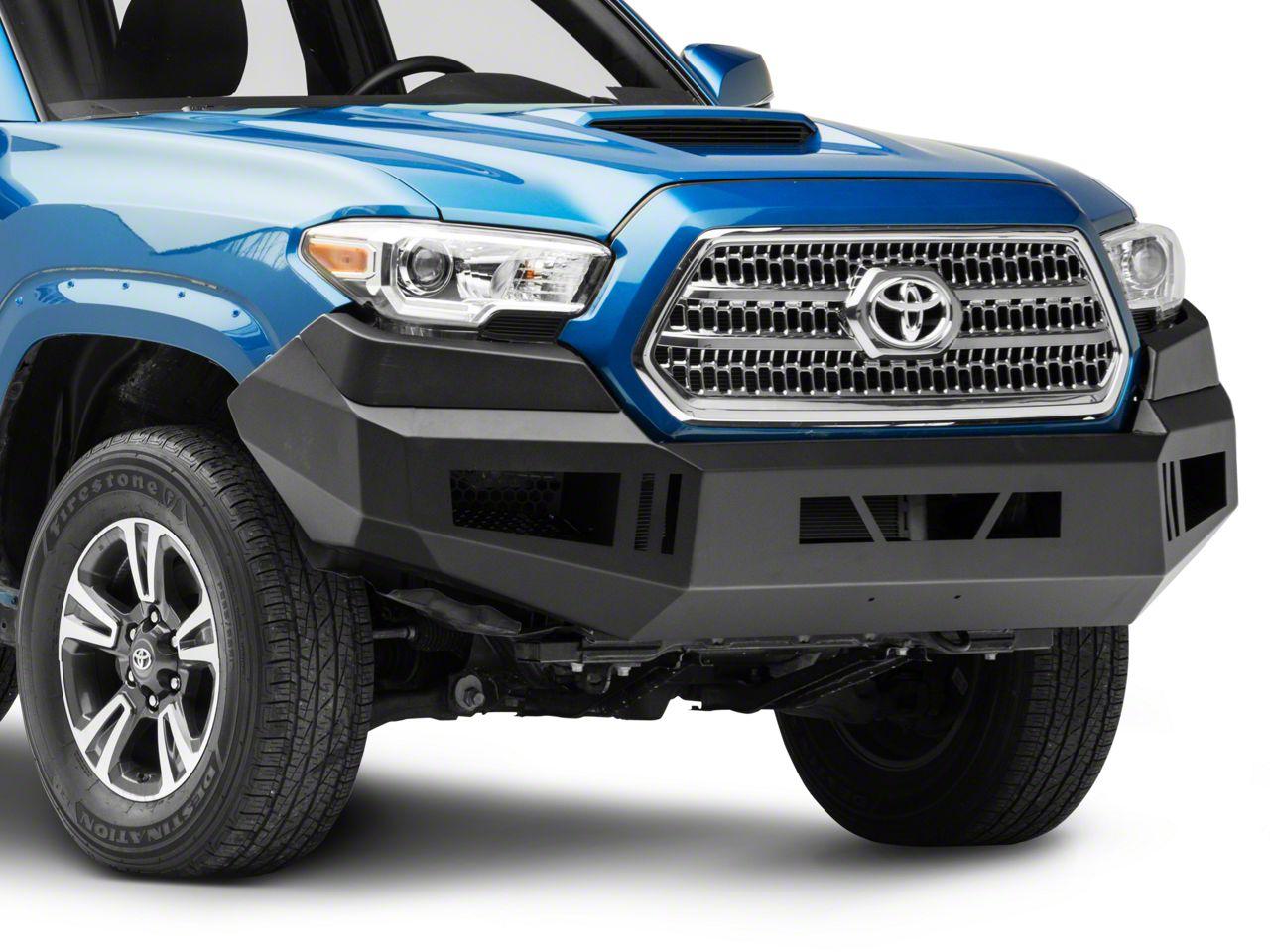 RedRock 4x4 HD Front Bumper (16-19 Tacoma)