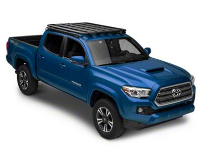 Rhino-Rack Pioneer Platform - 60 in. x 49 in. (05-19 Tacoma Double Cab)
