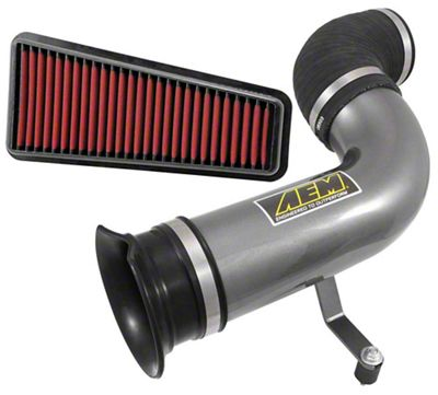 AEM Intake Tube w/ DryFlow Replacement Air Filter (05-14 4.0L Tacoma)
