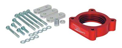 Airaid PowerAid Throttle Body Spacer (05-15 4.0L Tacoma)