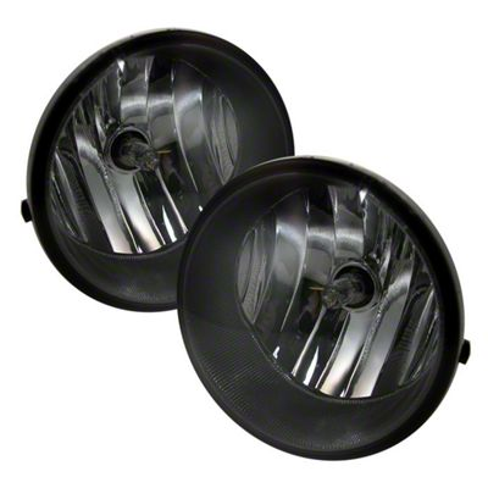 Axial Smoked OE Style Fog Lights (05-11 Tacoma)
