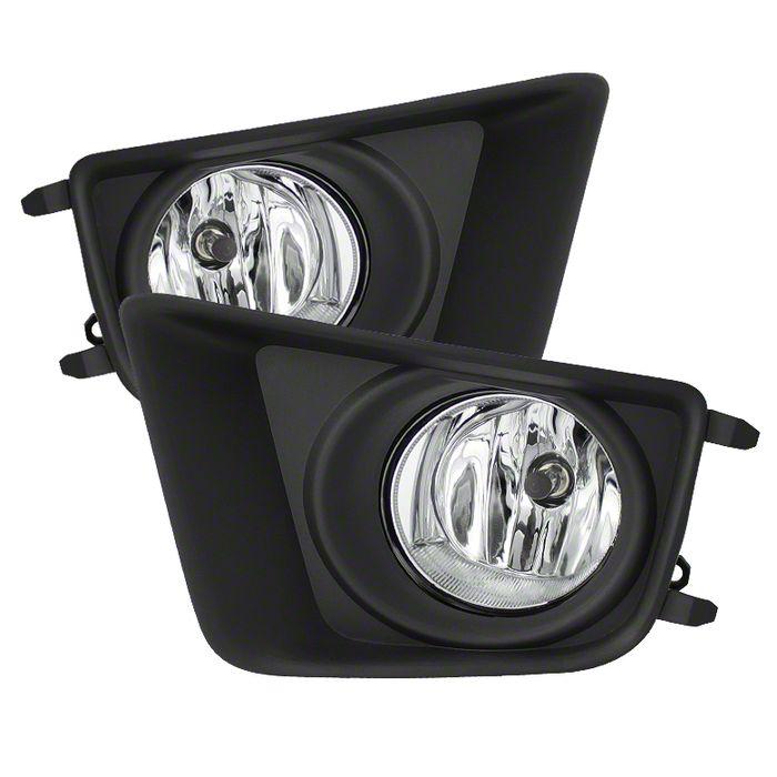 Axial Clear OE Style Fog Lights (12-15 Tacoma)