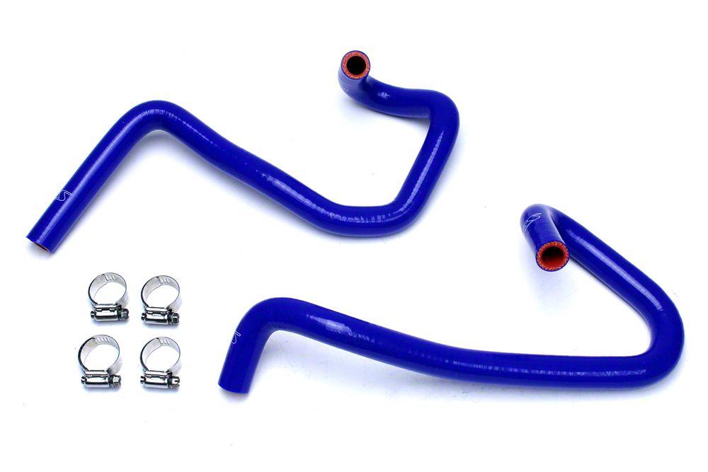 HPS Silicone Heater Hose - Blue (05-16 2.7L Tacoma)