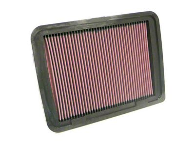 K&N Drop-In Replacement Air Filter (05-19 2.7L Tacoma)