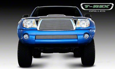 T-REX Billet Series Upper Grille Insert - Polished (2011 Tacoma)