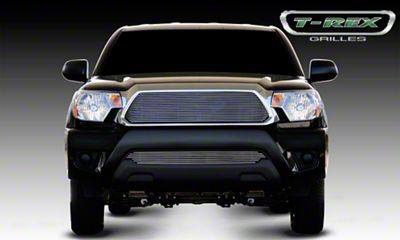 T-REX Billet Series Upper Grille Insert - Polished (12-15 Tacoma)