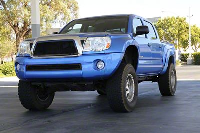 T-REX Upper Class Series Upper Grille Insert - Black (05-10 Tacoma)