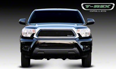 T-REX Upper Class Series Upper Grille Insert - Black (12-15 Tacoma)