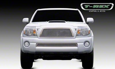 T-REX Upper Class Series Upper Grille Insert - Polished (05-10 Tacoma)