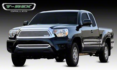 T-REX Upper Class Series Upper Grille Insert - Polished (12-15 Tacoma)