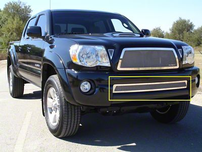 T-REX Upper Class Series Lower Overlay Grille - Polished (2011 Tacoma, Excluding X-Runner)