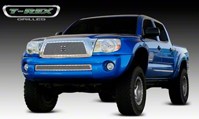 T-REX X-Metal Series Upper Grille Insert - Polished (05-10 Tacoma)