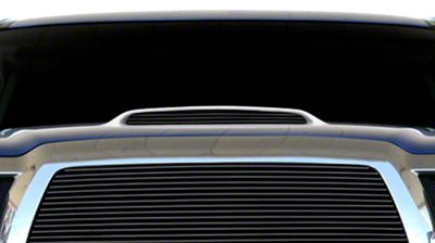 T-REX Billet Series Hood Scoop Insert - Black (05-10 Tacoma)