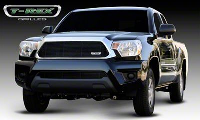 T-REX Billet Series Lower Grille Insert - Black (12-15 Tacoma)
