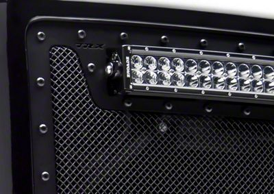 T-REX Stealth Torch Series Upper Grille Insert w/ 20 in. LED Light Bar - Black (12-15 Tacoma)