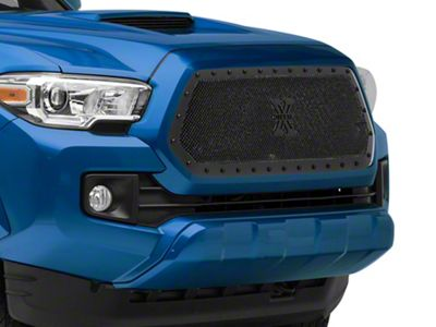 T-REX Stealth Metal Series Upper Grille Insert - Black (16-17 Tacoma)