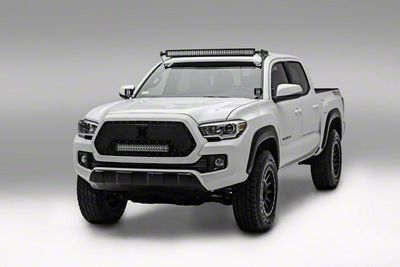 ZRoadz 40 in. Curved LED Light Bar w/ Roof Mounting Brackets (05-19 Tacoma)