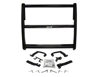 Go Rhino 3000 Series StepGuard Grille Guard - Black (05-11 Tacoma, Excluding TRD & X-Runner)