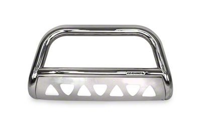 Go Rhino Classic Charger RC2 Bull Bar - Polished (05-15 Tacoma, Excluding TRD)