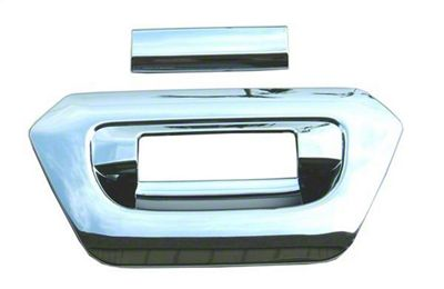 Putco Tailgate Door Handle Cover - Chrome (05-13 Tacoma)