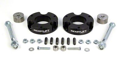 ReadyLIFT 2 in. T6 Billet Aluminum Leveling Kit (05-19 6-Lug Tacoma)